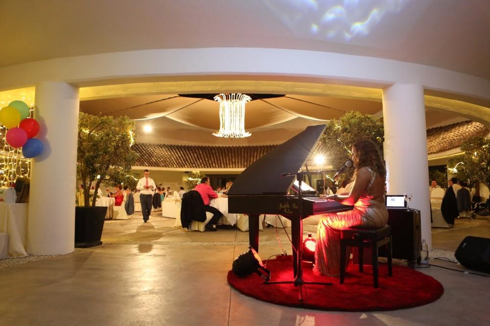 Amenización a Piano
